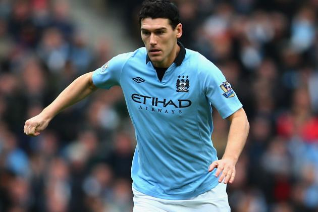 Gareth Barry Accepts the FA Charge of Misconduct