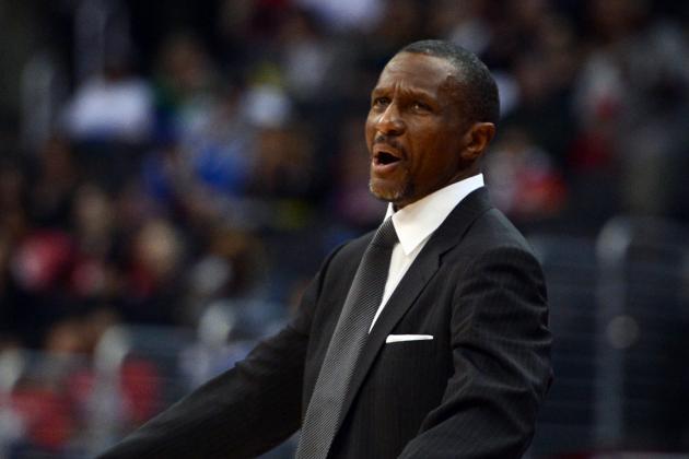 Coach Casey Won't Quit on Raptors