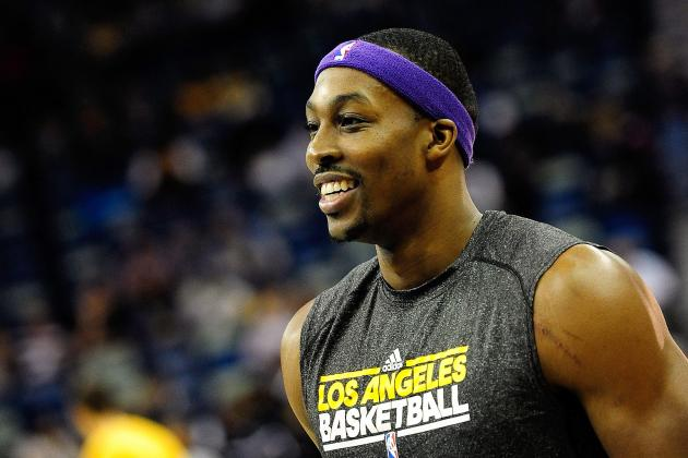 Video: Dwight Howard Stars in
