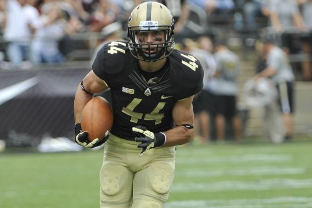 Underdog Role Could Suit Purdue Football Just Fine