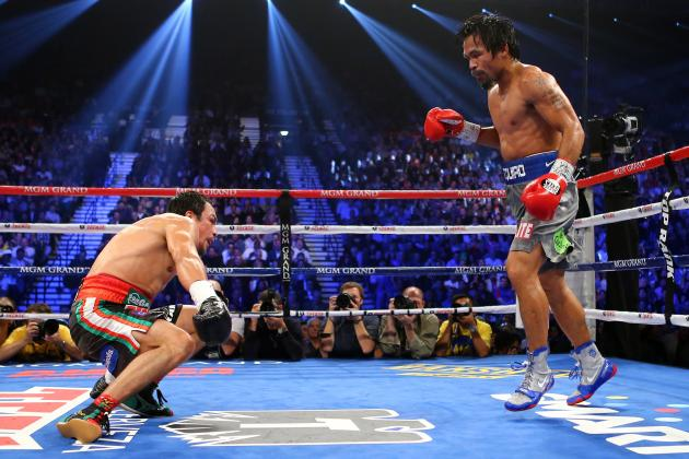 Pacquiao vs. Marquez: Pac-Man Would Win Rematch with Dinamita