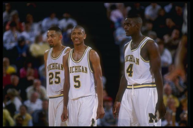 Fab Five Squad Rank on Sporting News' 'Best Of' NCAA Tournament Lists