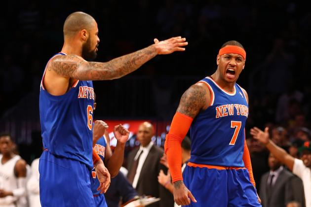 The Best Twitter Pics and Instagrams from the NY Knicks This  Season