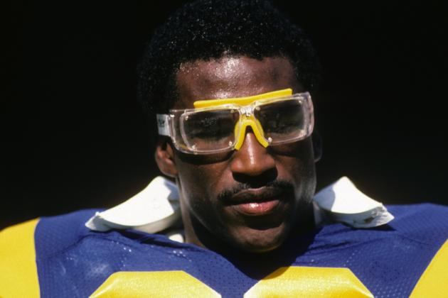 Eric Dickerson on Adrian Peterson: 'I Don't Want Him to Break My Record'