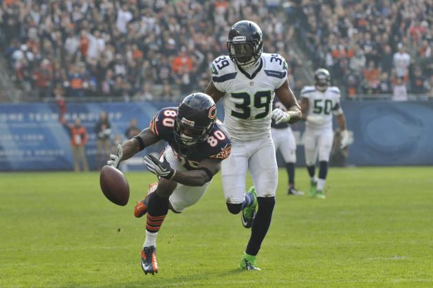 Brandon Marshall Will Need Help from Bears' Supporting Cast to Defeat Packers