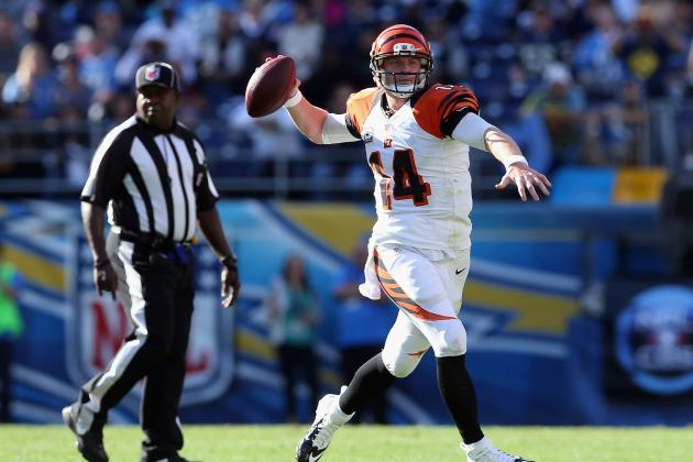 Fantasy Football Thursday Night Start or Sit: Eagles vs. Bengals: Dalton & More