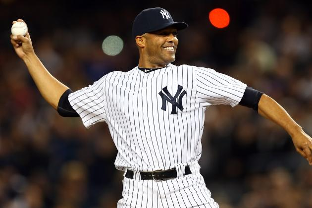 Mariano Rivera Proclaims He'll Be Ready for Opening Day