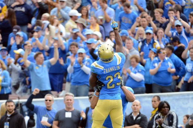 UCLA Sells Out of Holiday Bowl Ticket Allotment
