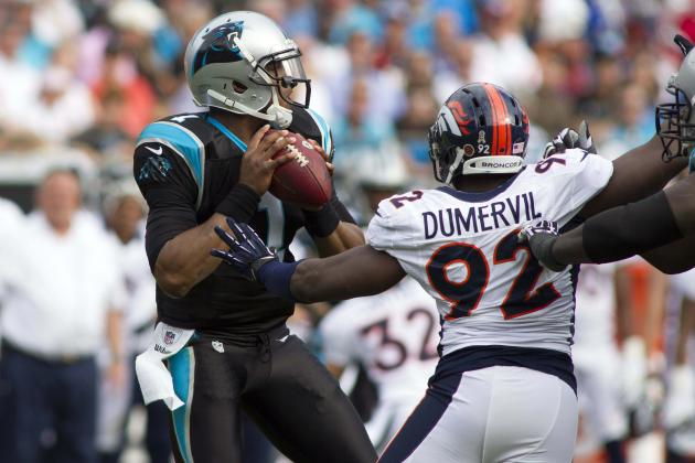 The Broncos Need More out of Elvis Dumervil and Other AFC West News