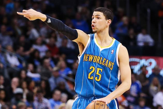 Austin Rivers Featured on NBA Rooks