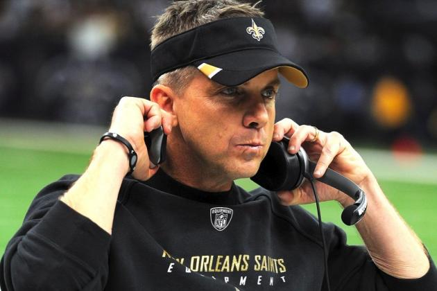 Don't Be Fooled; Looming Sean Payton Reinstatement Just Sad PR Move from Goodell