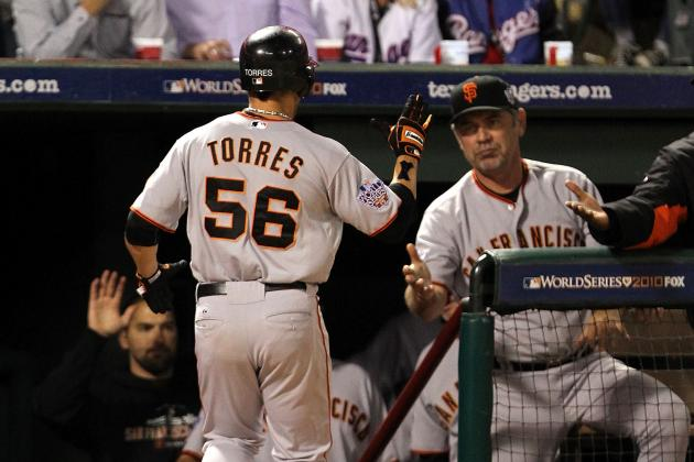San Francisco Giants Re-Sign Andres Torres, Bet on Speed, Defense and Chemistry