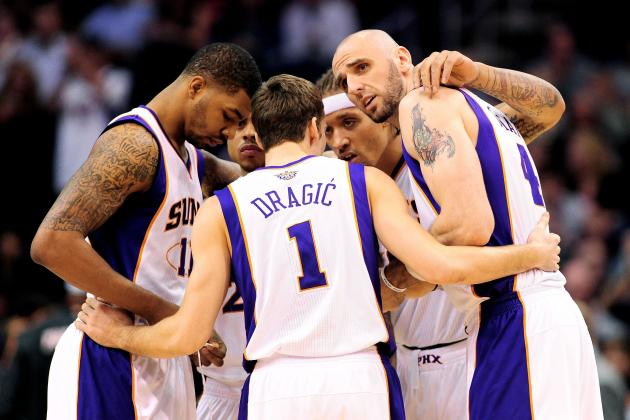 Gentry: Suns Lineup Could Change Frequently