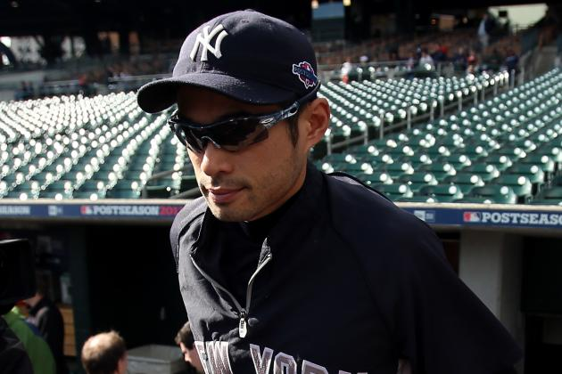 Report: Phillies Offered Ichiro $14 Million
