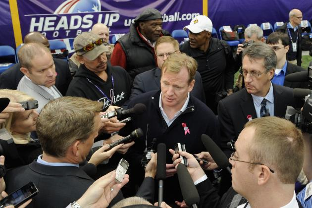 Roger Goodell's NFL Playoff Expansion Proposal Is His Worst Idea Yet