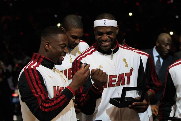 Breaking Down How LeBron James Allows Dwyane Wade to Thrive