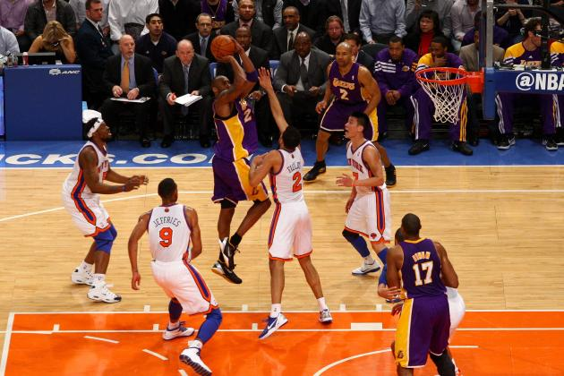 Los Angeles Lakers at New York Knicks: Prime-Time TV or Just Another Game?