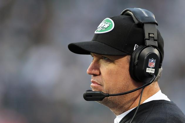 New York Jets: Why Firing Rex Ryan Would Be Ill-Advised, Playoffs and More