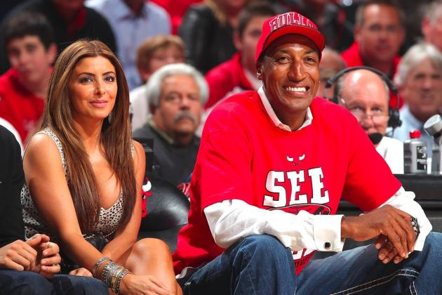 Scottie Pippen and Wife Larsa May Feature in WE Network Series 'Big Pippen'