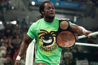 Why TLC Will Be a Great Spotlight for Kofi Kingston