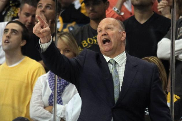 Julien Likes What He Sees out of P-Bruins