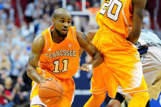 UT Men's Basketball Needs to Push the Pace to Spur Its Offense