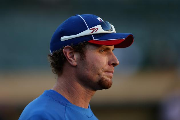 MLB Free Agency 2013: Angels, Josh Hamilton Agree to 5-Year, $125 Million Deal