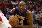 Kobe Has 'Very Helpful' Talk with Magic Johnson