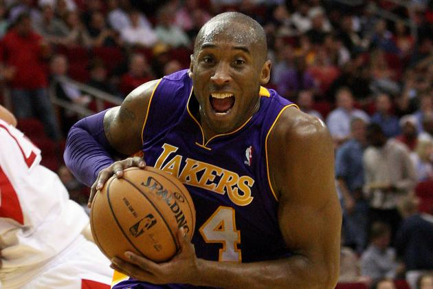 Kobe Calls Magic to Talk Lakers: 'Very Helpful'
