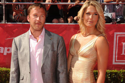 Bode Miller's Golf Game Smashes Wife Morgan's Face, Tweeted Pictures Ensue