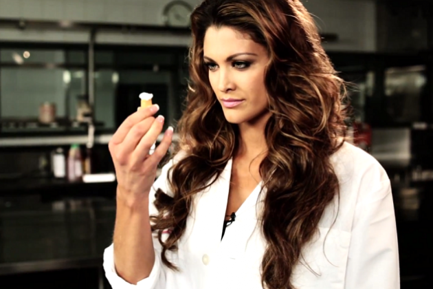 WWE Divas Champion Eve Torres Teams with CM Punk and COMBOS in Web Series