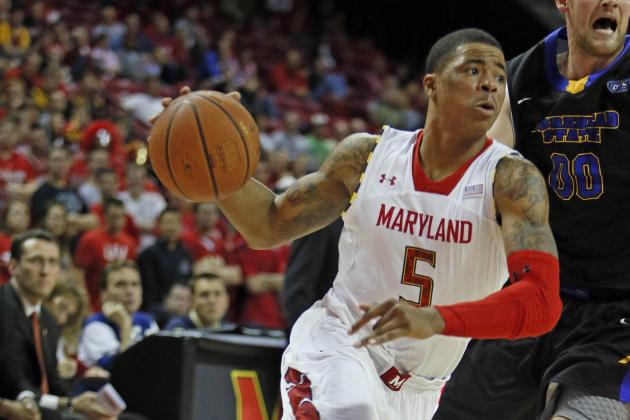 Terps Coast to 71-38 Victory over Visiting Hawks for Ninth Straight Win