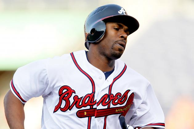 Is Michael Bourn Rangers' Top Backup Plan After Losing Josh Hamilton?