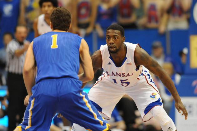 KU's Elijah Johnson Healing, Feeling More Like His High-Flying Self