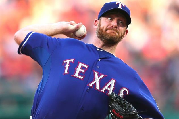 Ryan Dempster and Boston Red Sox Reportedly Agree to 2-Year Deal
