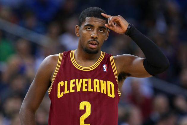 Kyrie 4th Among East Guards in All-Star Voting, Varejao Not Among Leaders