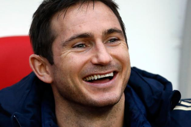 Chelsea's Frank Lampard Backs 'magic' Goal-Line Technology