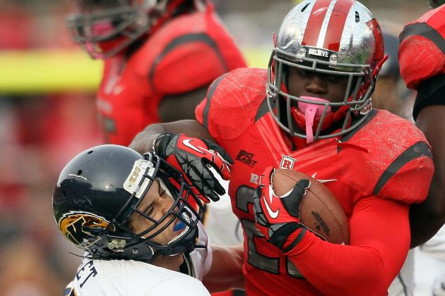 Rutgers RB Jawan Jamison Says He's Healthy and Full Go for Bowl Game