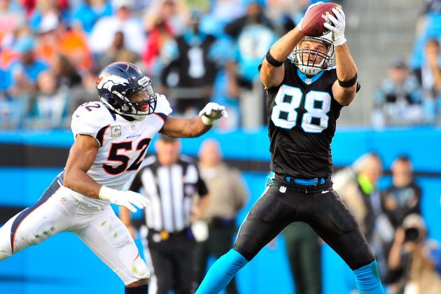 Week 15 Fantasy Football: Top 30 Tight Ends in Points-Per-Reception Leagues
