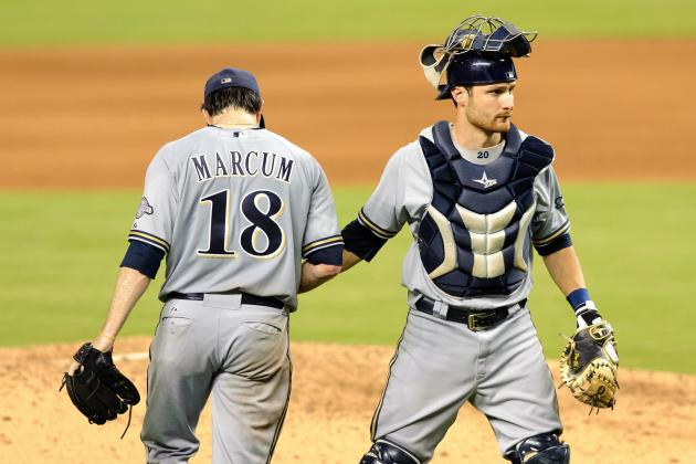 Why the Brewers Are Shunning Shaun Marcum