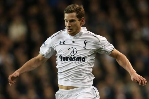 Vertonghen: Arsenal Wanted Me as a Midfielder