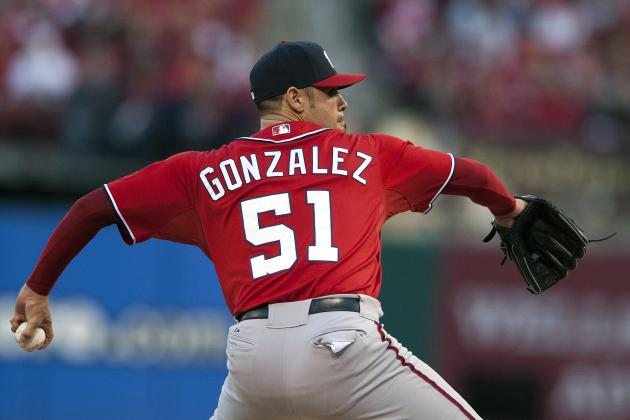 Milwaukee Brewers Should Take a Chance on Reliever Mike Gonzalez