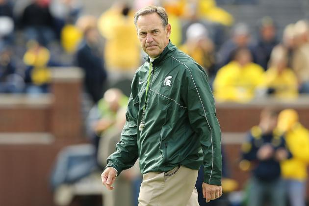 Michigan State Football Ranked NCAA's Unluckiest Team in 2012
