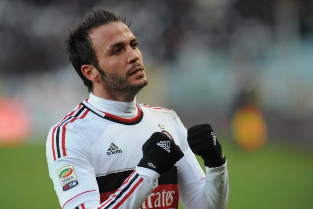 Pazzini: AC Milan Must Keep This Up