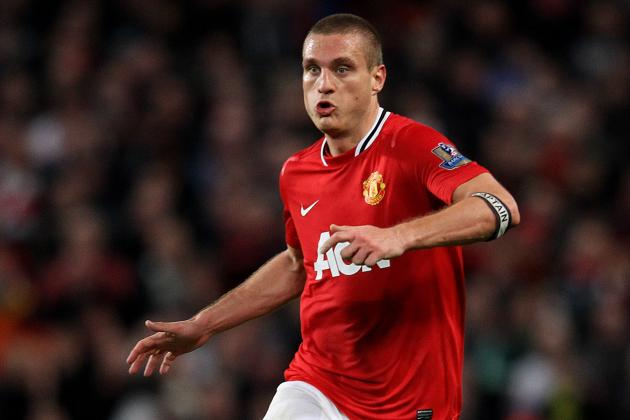 Manchester United: Time to Cash in on Nemanja Vidic