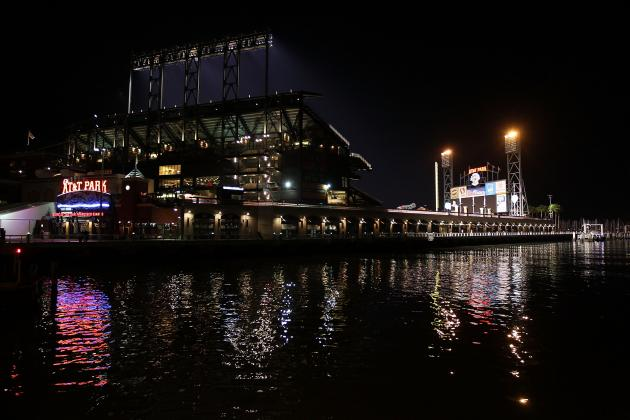 AT&T Park, Ballparks Dominate Facebook's List of Highest 'Check-Ins' in 2012