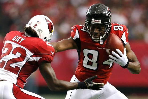 Roddy White Injury: Updates on Falcons Wide Receiver's Knee