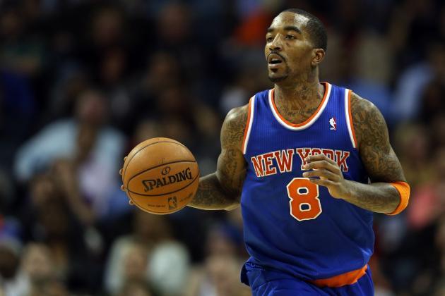 J.R. Smith Puts Kobe on Blast
