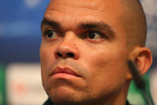 Pepe's Tirade Towards Di Maria Aided Mourinho