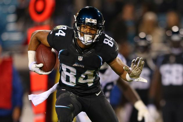 Cecil Shorts: Fantasy Owners Must Sit Jaguars WR in Week 15